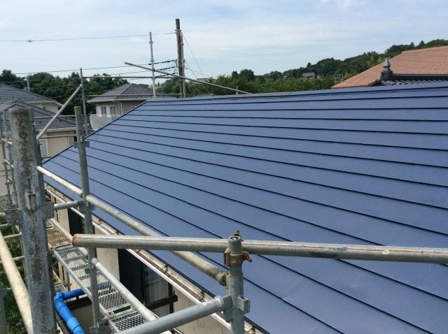 屋根の塗り替えリフォーム費用の相場金額