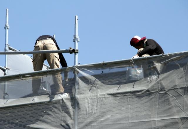 屋根のリフォームすると夏が快適?遮熱効果って?