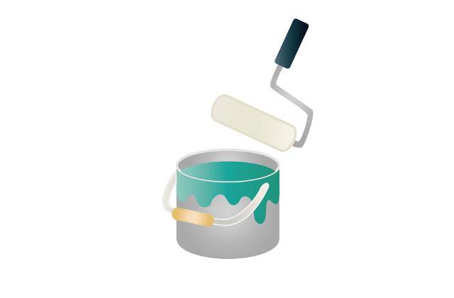 どこを見て屋根塗装の塗料の耐用年数が過ぎていると分かるのか